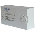 Baterii de incalzire electrice circulare 2,4 kW, diametru 160 mm, EKA 160-2.4-1f, Salda Lituania, fig. 3