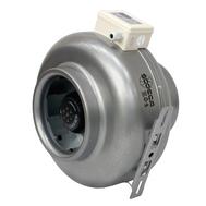Ventilator centrifugal inline CA/LINE-10-3V pentru tubulatura circulara, Sodeca Spania, fig. 1