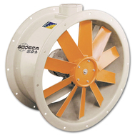 Ventilator axial de tubulatura HCT-56-4T-2/PL, Sodeca Spania, fig. 1
