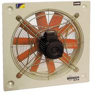Ventilator axial de perete HC-45-4M/H, Sodeca Spania, fig. 1