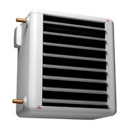 Aeroterma cu apa calda cu un nivel scazut de zgomot, SWH33, Frico Suedia, fig. 1