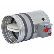 Clapeta antifoc circulara, rezistenta la foc 120 minute, BTT-25 D 315 mm, Brofer Italia, fig. 1