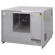 Ventilatoare centrifugale de desfumare 400ºC/2h, CJTX-C-9/9-0.75-F-400, Sodeca Spania, fig. 1
