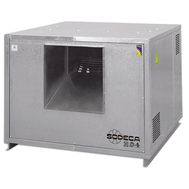 Ventilatoare centrifugale de desfumare 400ºC/2h, CJTX-C-10/10-0.5-F-400, Sodeca Spania, fig. 1