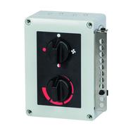 Panou de control si termostat ELSRT4 pentru aerotermele Elektra ELC/ELV, Frico Suedia, fig. 1