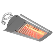 Panouri radiante cu infrarosu IHC12, 1150W, Frico Suedia, fig. 1