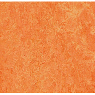 Linoleum pentru trafic intens model Marmoleum Real 3241 Orange sorbet, Forbo Olanda, fig. 1
