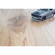 Parchet din lemn triplu stratificat, de stejar, cu 1 lamela, model Oak Premium 138 Cottage Loc, Karelia Finlanda, fig. 1