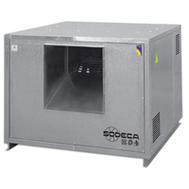 Ventilatoare centrifugale de desfumare 400ºC/2h, CJTX-C-18/18-5.5-F-400, Sodeca Spania, fig. 1