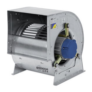 Ventilator centrifugal dublu aspirant CBD-3333-6T 1 1-2 HE, Sodeca Spania, fig. 1
