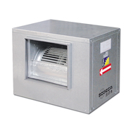 Ventilator centrifugal carcasat CJBD 3939-6T 3, Sodeca Spania, fig. 1