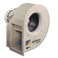 Ventilator centrifugal monoaspirant CMP-820-2M, Sodeca Spania, fig. 1