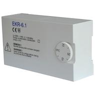 Regulator de temperatura pentru baterii electrice de incalzire EKR 6.1, Salda Lituania, fig. 1