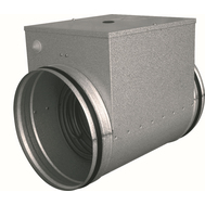 Baterii de incalzire electrice circulare 9,0 kW, diametru 200 mm, EKA 200-9.0-3f, Salda Lituania, fig. 1