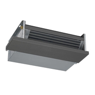 Ventiloconvector necarcasat de tavan, sistem 2 tevi, 1,50 kW/3,74 kW, FX-CH 130, ActionClima Italia, fig. 1