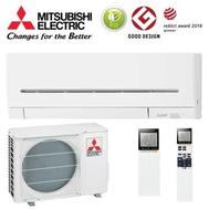 Aparat de aer conditionat Mitsubishi Electric Inverter MSZ-AP42VG + MUZ-AP42VG, 15000 BTU/h, cu unitate interioara de culoare alba, fig. 1