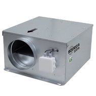 Ventilator de evacuare in-line  SVE/PLUS/EW-150/H, Sodeca Spania, fig. 1