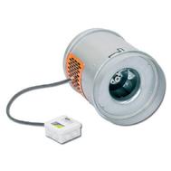 Ventilator de evacuare pentru temperaturi ridicate TUB-200, Sodeca Spania, fig. 1