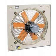 Ventilator axial de perete antiex HCDF-56-4T / ATEX / EXII2G EX-D, Sodeca Spania, fig. 1