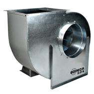 Ventilator centrifugal monoaspirant pentru hote CBG-250-4M-1, Sodeca Spania, fig. 1