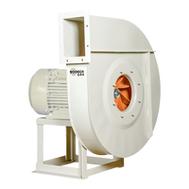 Ventilator centrifugal monoaspirant CAST 400-2T-3 IE3, Sodeca, Spania, fig. 1