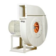 Ventilator centrifugal monoaspirant CAST 500-2T-10 IE3, Sodeca, Spania, fig. 1
