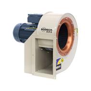 Ventilator centrifugal monoaspirant antiex CMP-616-2T/ATEX/EXII2G EX D Sodeca Spania, fig. 1