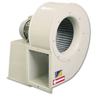Ventilator centrifugal monoaspirant cu eficienta ridicata CMP/EW-1128-2T-5.5-IE3-VSD3-D, Sodeca Spania, fig. 1