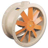 Ventilator axial de tubulatura cu eficienta ridicata HCT/EW-56-4T-0.75/PL-IE3-VSD3-D, Sodeca Spania, fig. 1