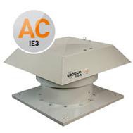 Ventilator axial de acoperis de inalta eficienta HT/EW-90-4T-4-IE3-VSD3-D, Sodeca Spania, fig. 1