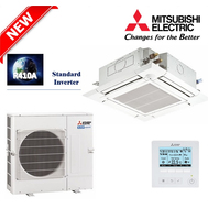 Aparat de aer conditionat Mitsubishi Electric Inverter PLA-M125EA + PUHZ-P125YKA, 12,2 kW, cu unitate interioara tip caseta, fig. 1