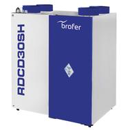 Recuperator de caldura  RDCD 30SH, Brofer Italia, fig. 1