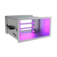 Unitate de purificare cu filtre UV pentru tubulatura CGR-UVc, fig. 1