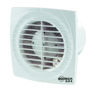 Ventilator axial de baie, EDMF-150-T,  Sodeca Spania, fig. 1