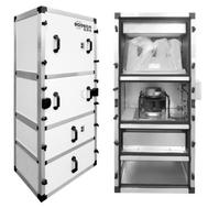 Unitate de purificare aer UPA-UV-1500-F9, fig. 1