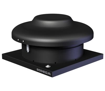Ventilator centrifugal de acoperis CTD-200/B, Sodeca Spania, fig. 1