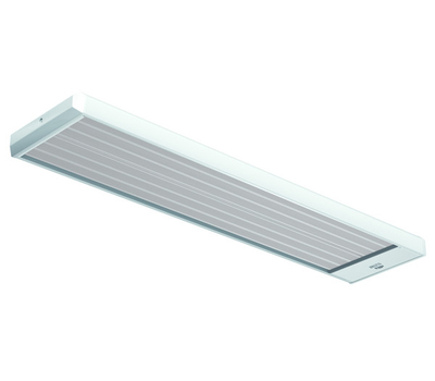 Panou radiant EZ222, montaj aparent pe tavan, 2200 W, Frico Suedia, fig. 1