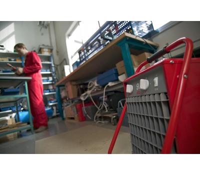Aeroterma portabila pentru medii speciale Tiger P31, 3 kW, Frico Suedia, fig. 3