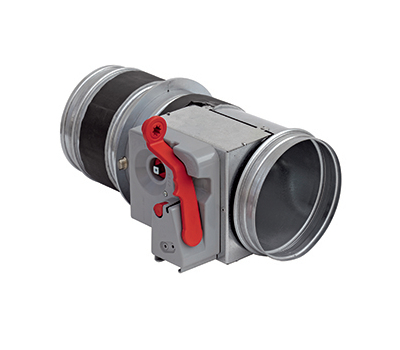 Clapeta antifoc circulara, rezistenta la foc 120 minute, BTT-30 EURO D 600 mm, Brofer Italia, fig. 1