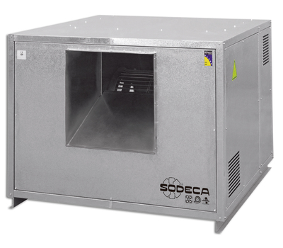 Ventilatoare centrifugale de desfumare 400ºC/2h, CJTX-C-10/10-1.5-F-400, Sodeca Spania, fig. 1