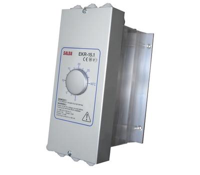 Regulator de temperatura pentru baterii electrice de incalzire EKR 15.1, Salda Lituania, fig. 1