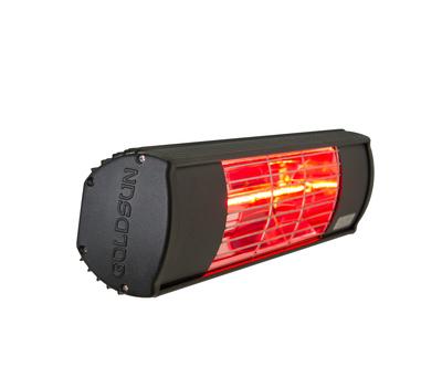 Panou radiant de exterior 2,0 kW, culoare neagra, model AQUA GSA20, Goldsun, fig. 6
