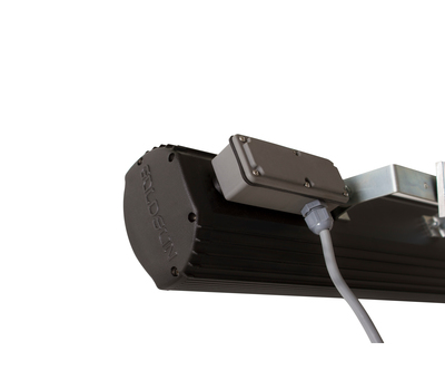 Panou radiant de exterior 1,5 kW, culoare neagra, model AQUA GSA15, Goldsun, fig. 7