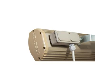 Panou radiant de exterior 2,0 kW, culoare neagra, model AQUA GSA20, Goldsun, fig. 4