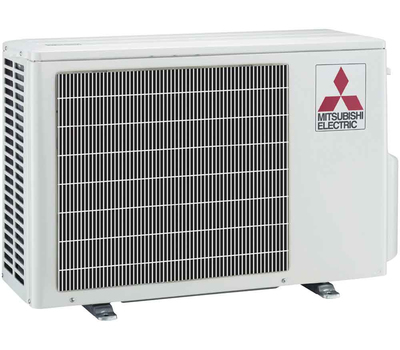 Aparat de aer conditionat Mitsubishi Electric Inverter SLZ-M25FA + SUZ-KA25VA, 9000 BTU/h, cu unitate interioara tip caseta, fig. 2
